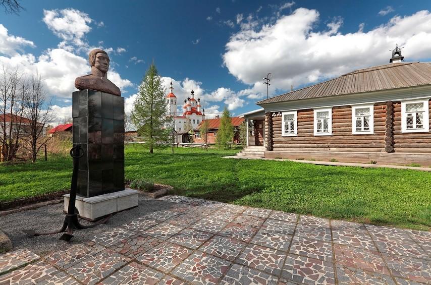 Muzej Kuskova, Totma