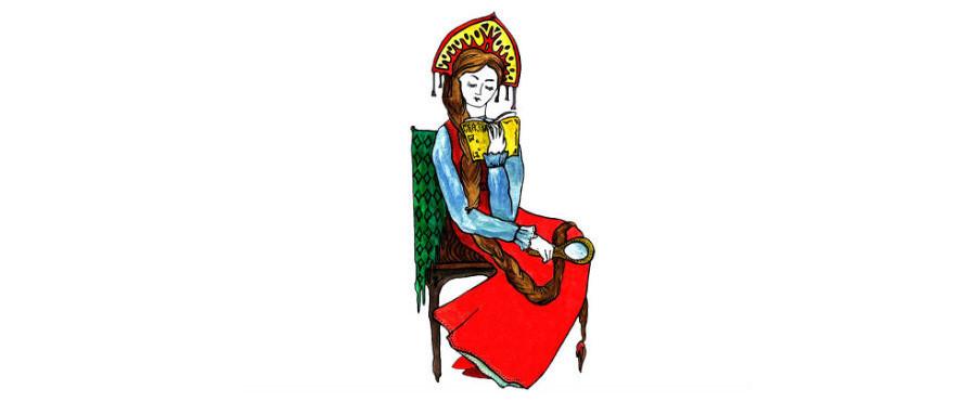 Vassilisa, a Bela, é filha de um mercador. Sua mãe morreu jovem, deixando-a nas mãos de uma madrasta má.