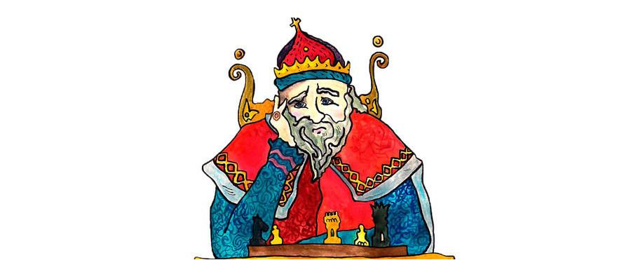 O tsar é o personagem todo-poderoso de muitos contos de fadas.