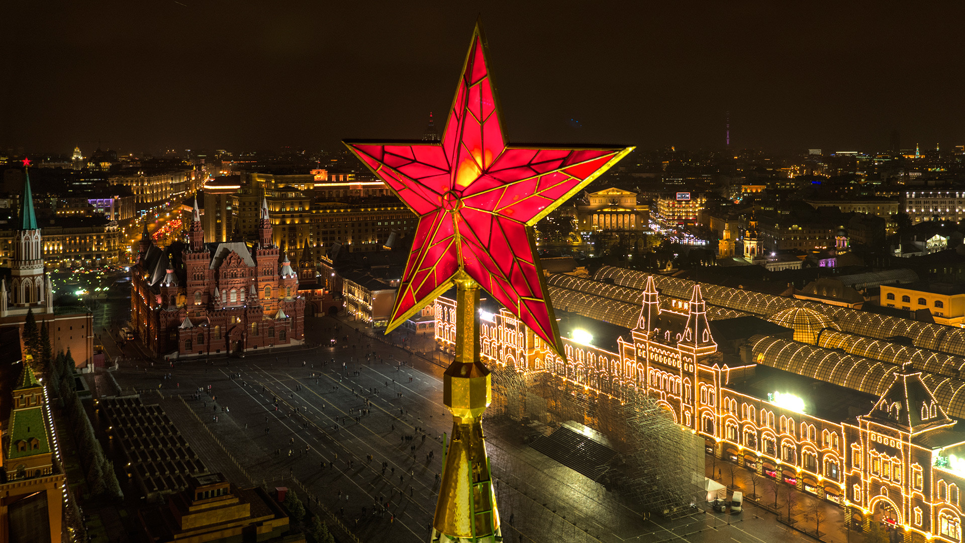 Kremlin Stars Symbols Of The Ussr Turn 80 But Will They Stay