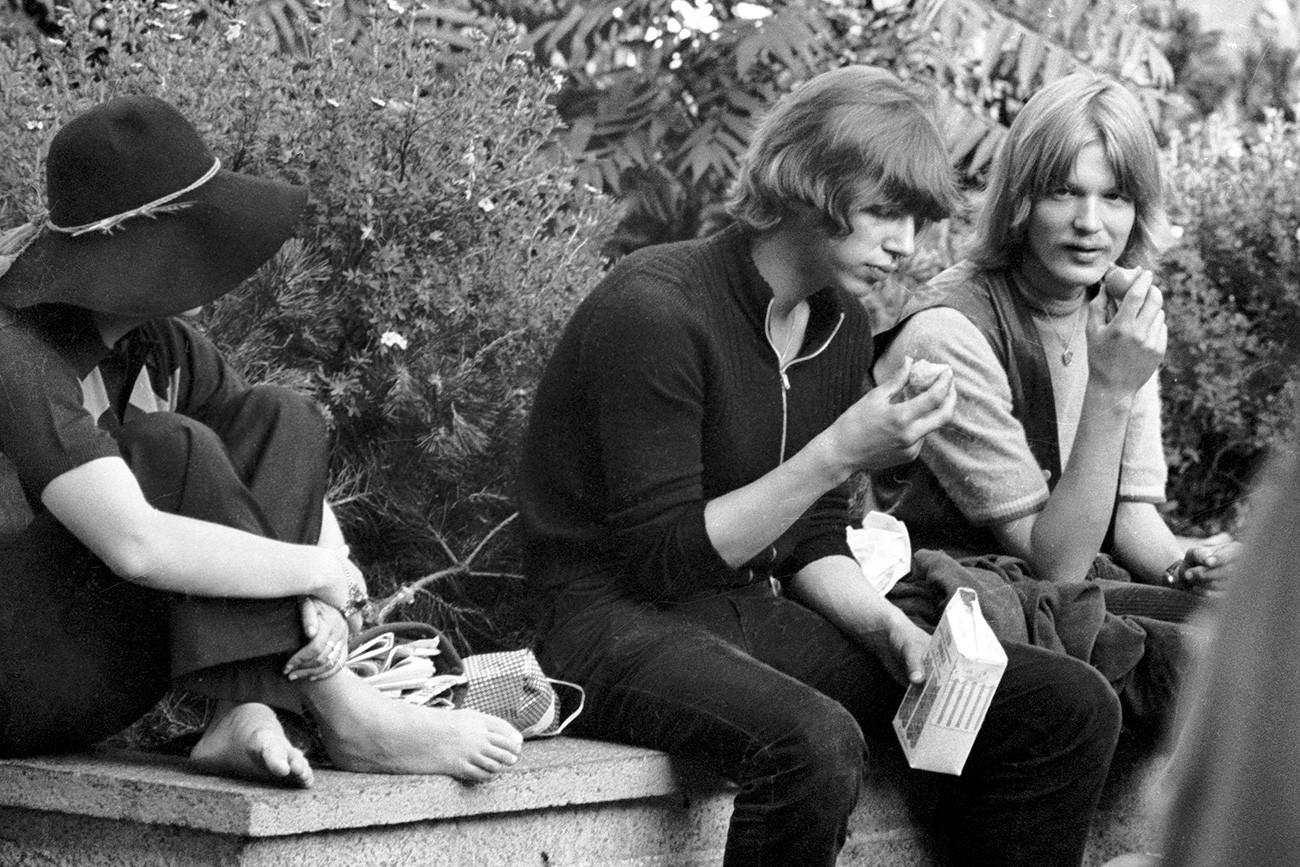 Die sowjetische Gegenkultur: Wie die Jugend dem