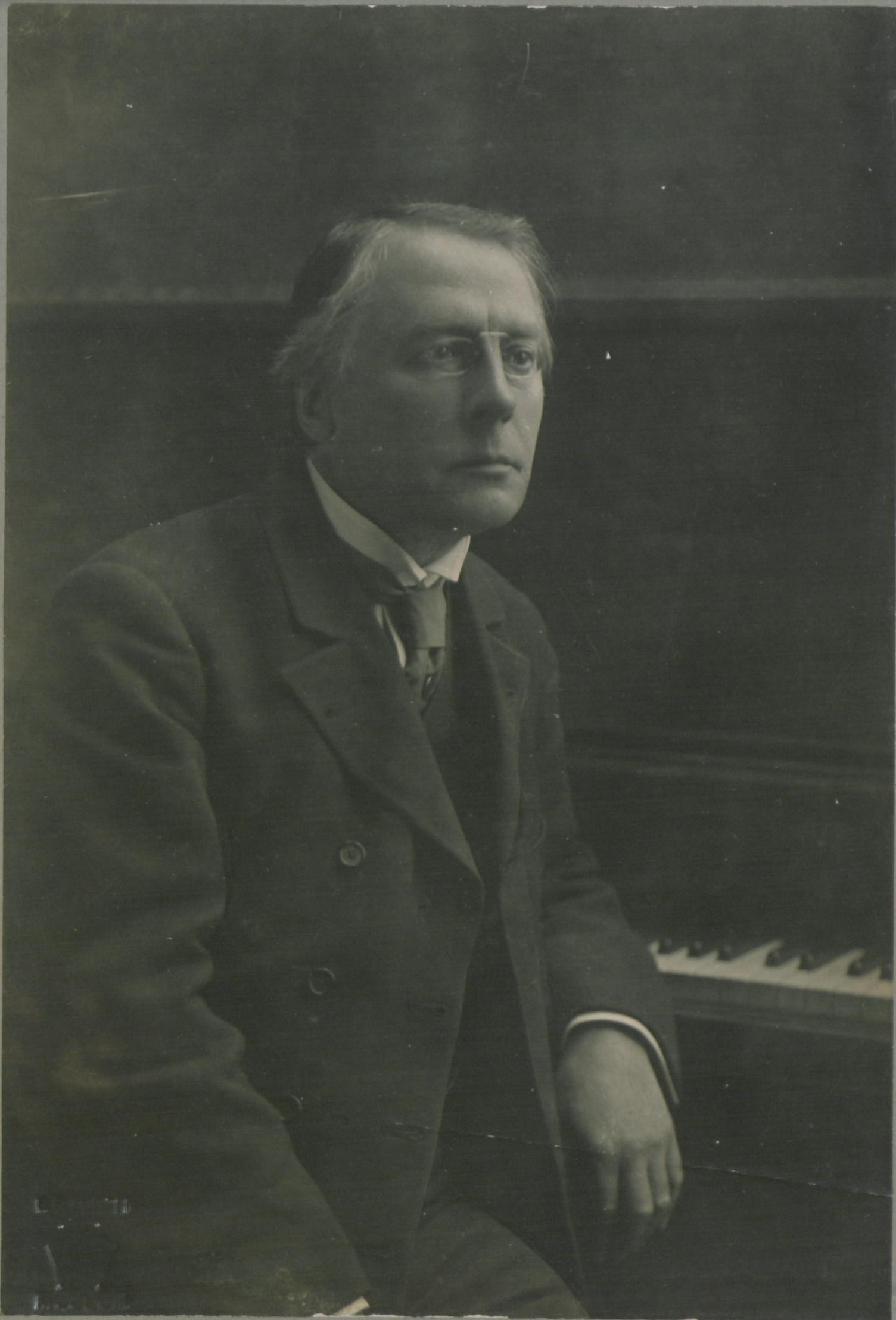 Arthur Friedheim, 1912