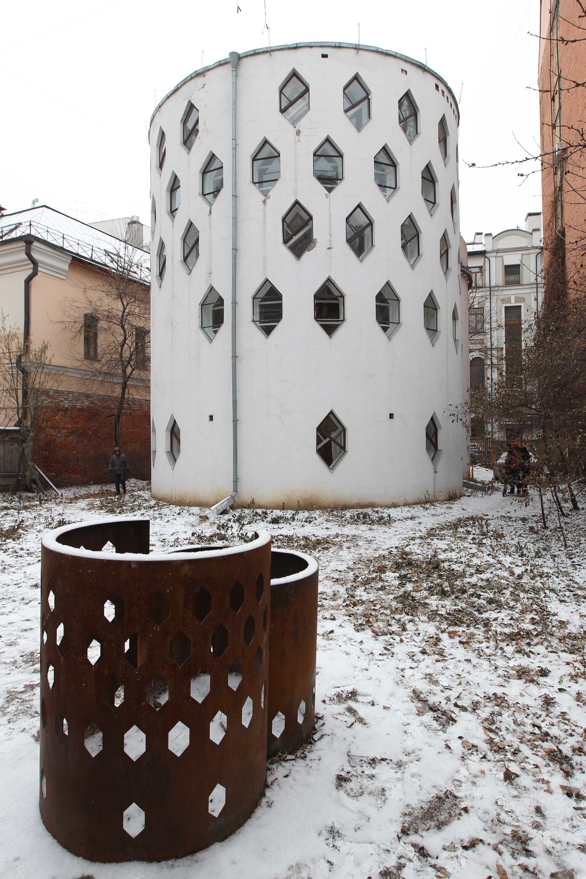The State Museum of Konstantin and Viktor Melnikov