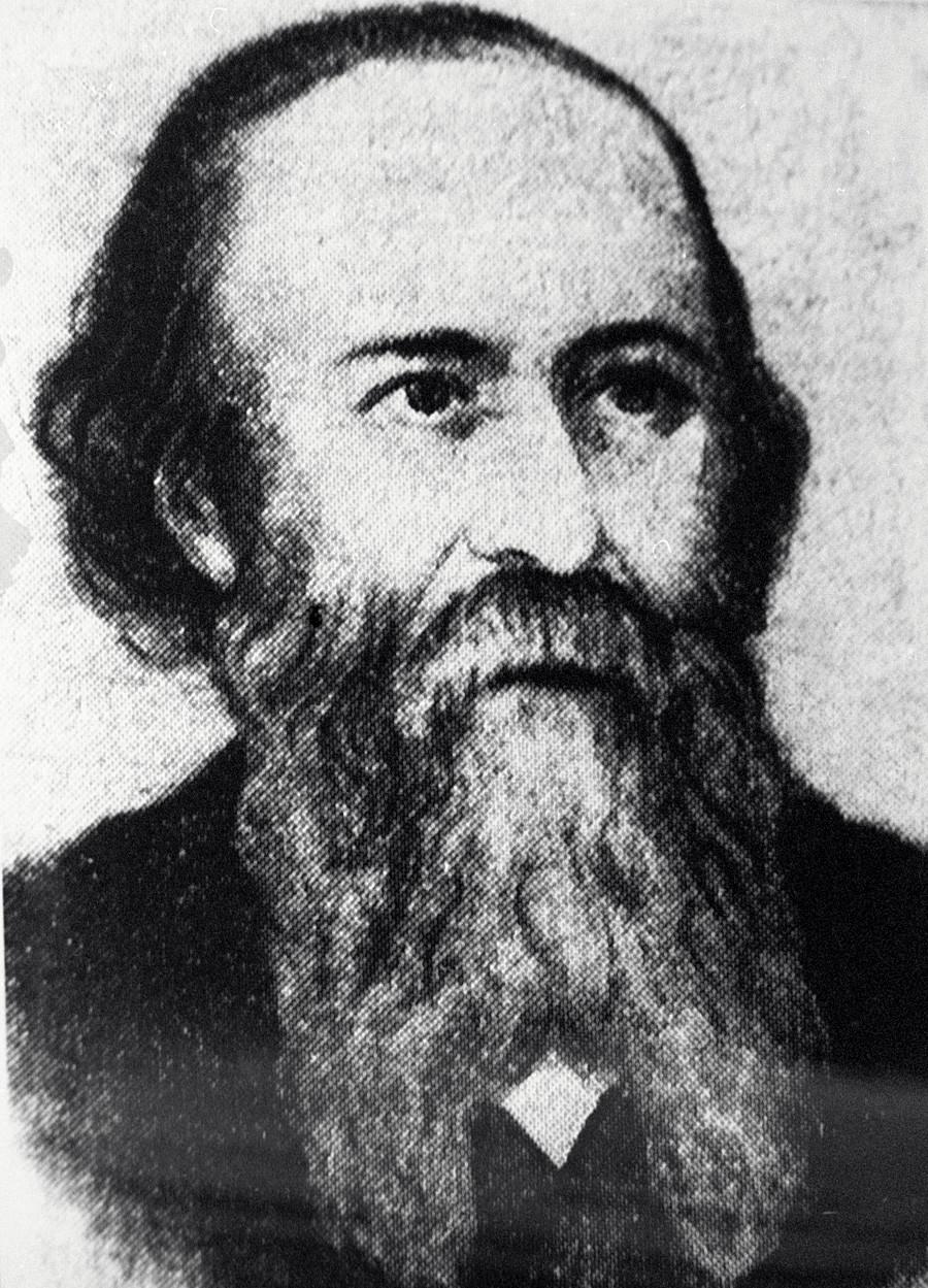 Nikolaj Vereshchagin, fratello del celebre pittore russo, fu il creatore del burro di Vologda
