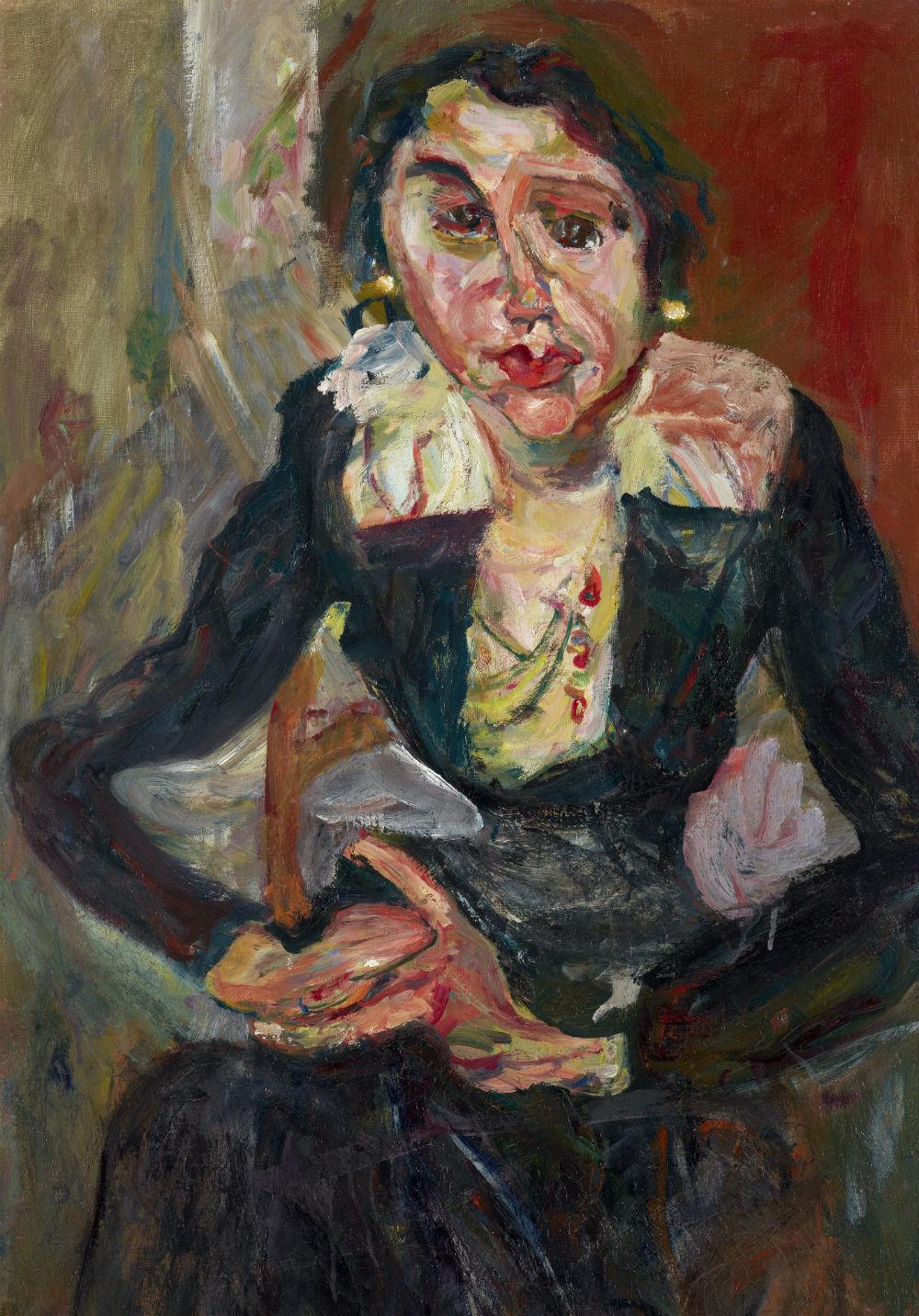 La robre verte, 1920-1921