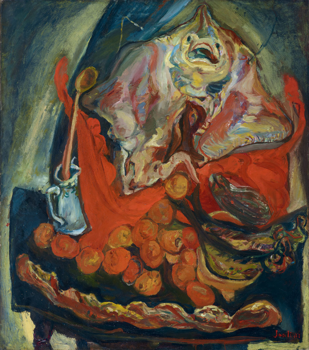 Nature morte à la raie, 1923-24