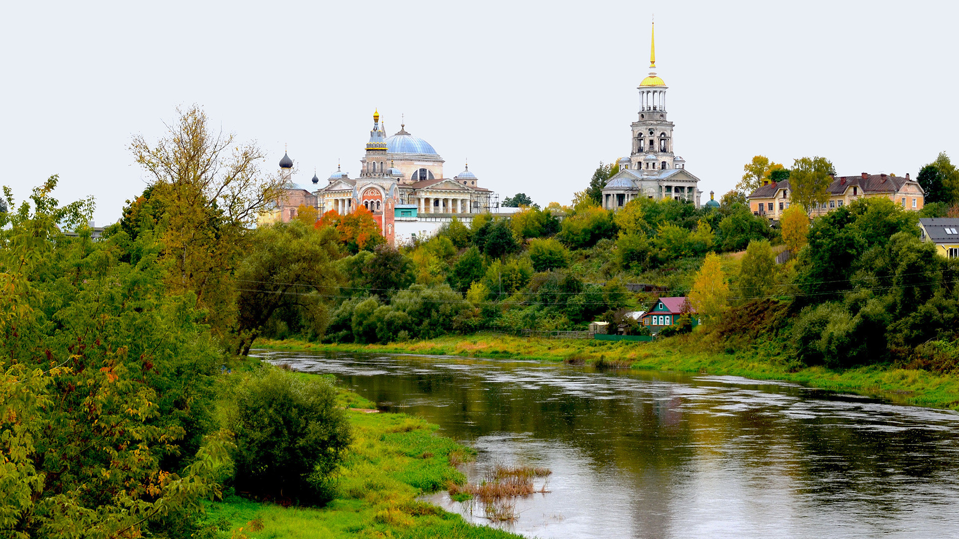 Torzhok: The Russian capital of gold embroidery.