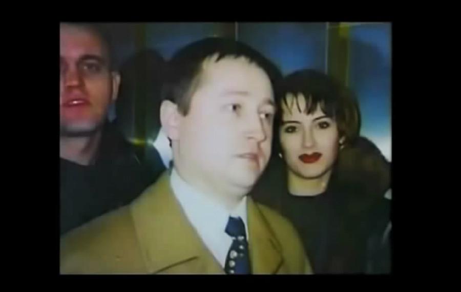 Radik 'Raja' Galiakberov during his trial.