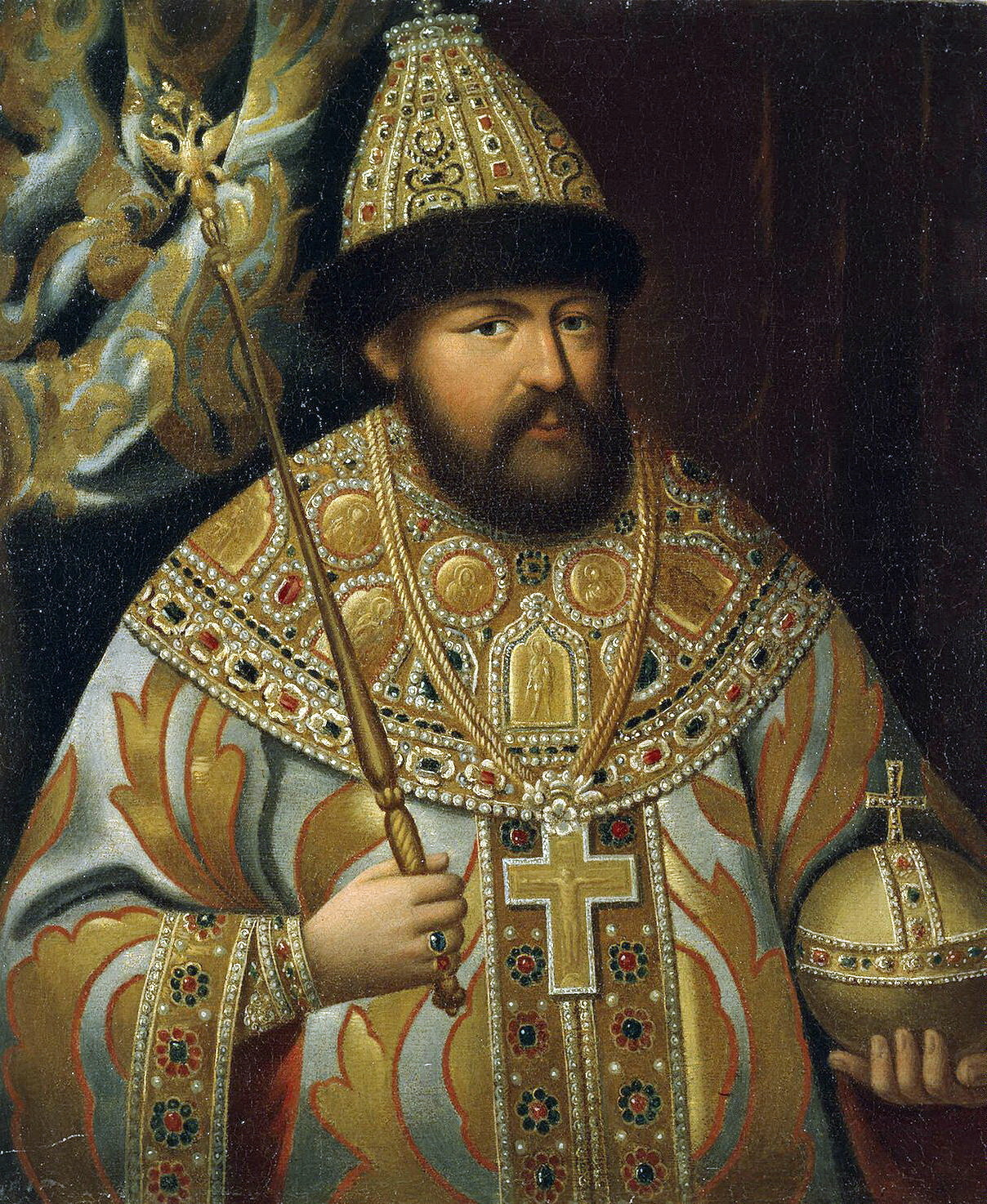 Ruski car Aleksej I.