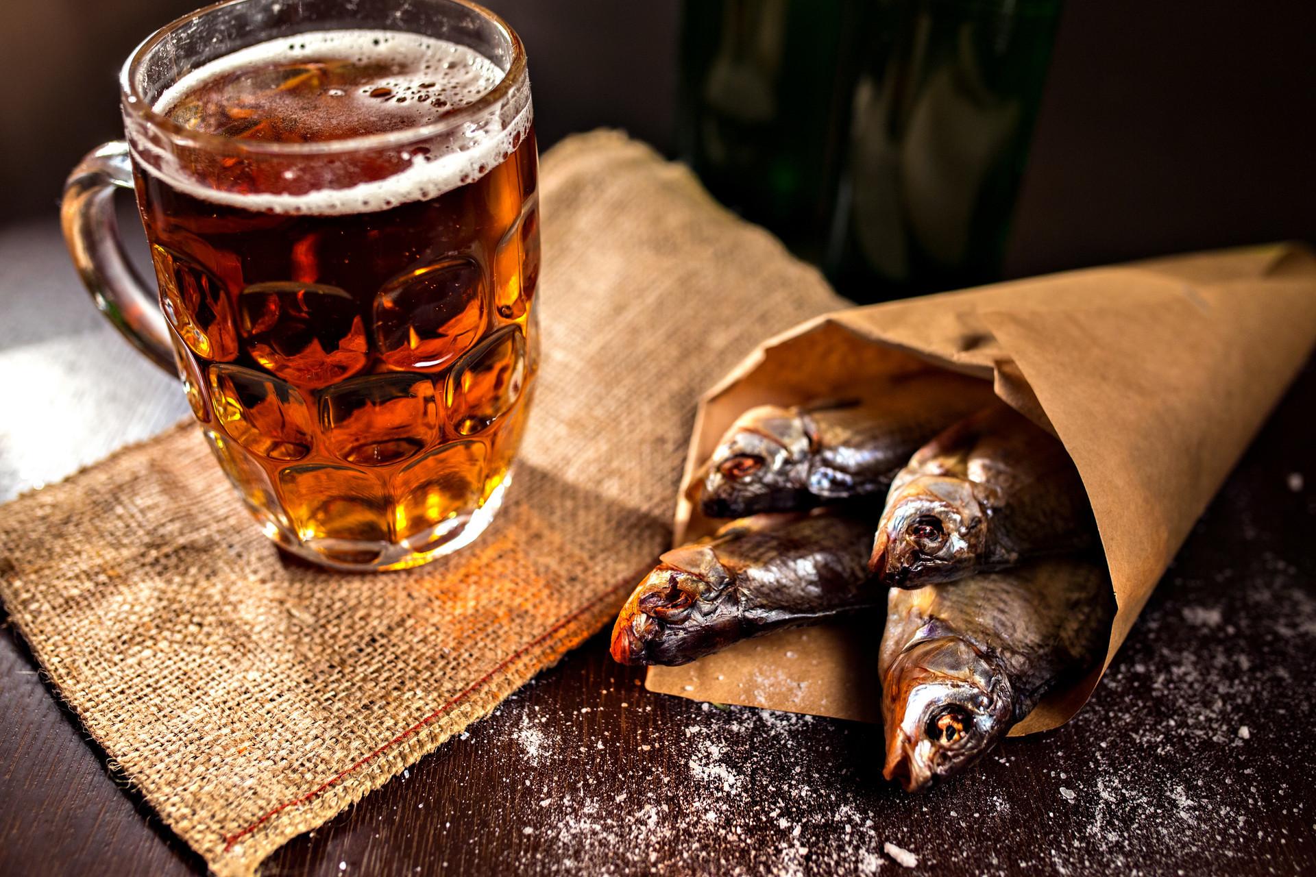 Kaliningrado é a capital da cerveja na Rússia.