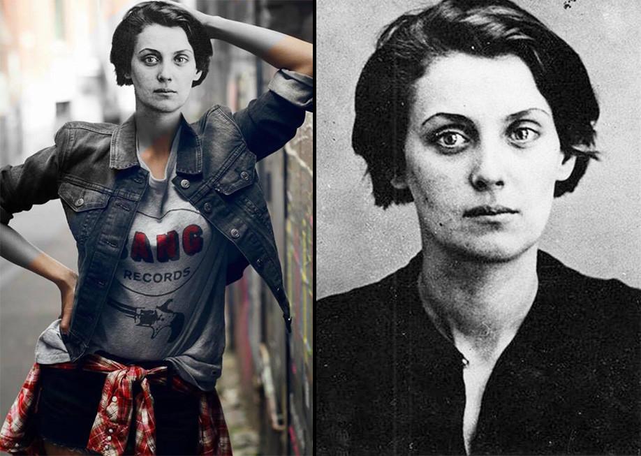 Tamara Lítsinskaia (1910-1937)