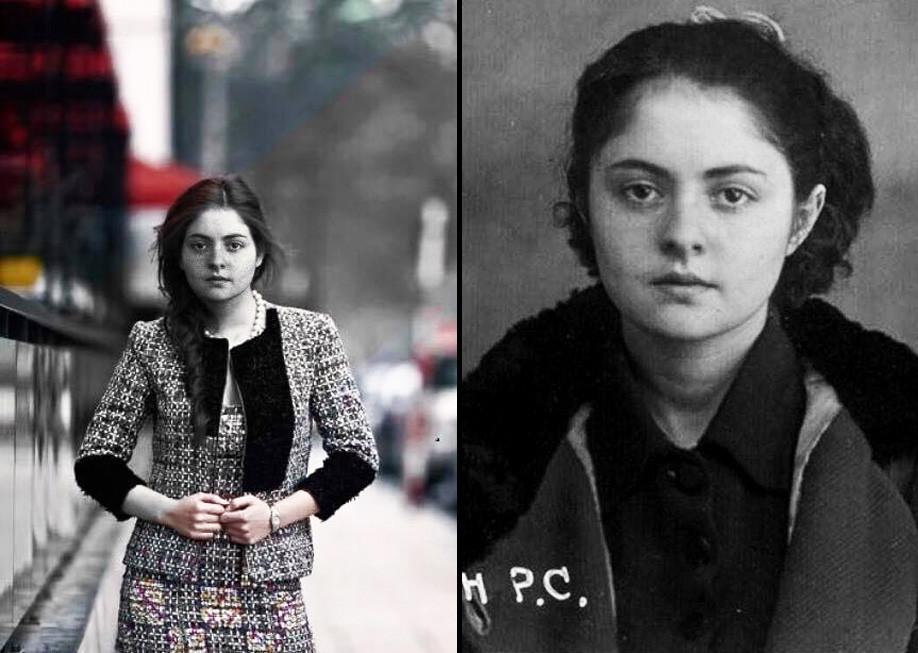 Raisa Bochlen (1917-1937)