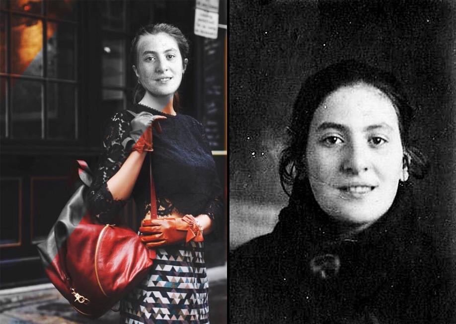 Evguenia Yaroslávkaia Markon (1902-1931)