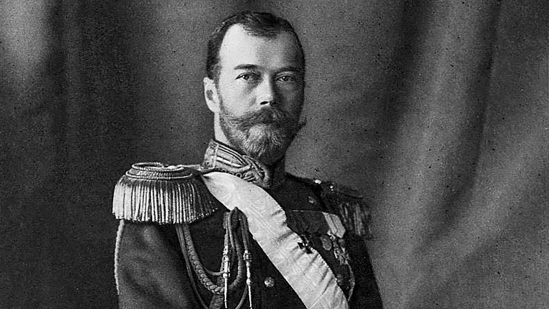 Nikolaj II. im Jahr 1913