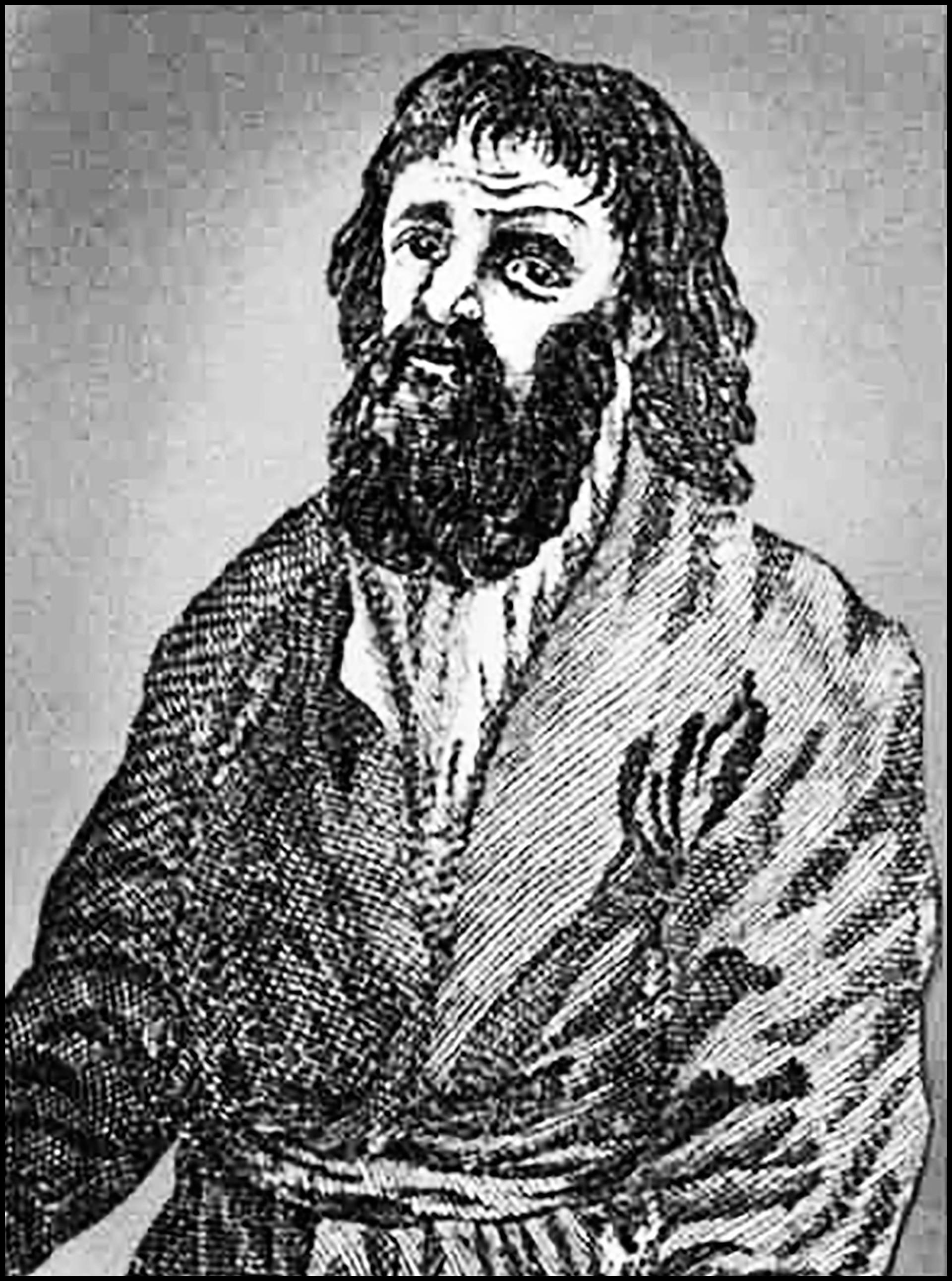 A portrait of Vanka Cain.