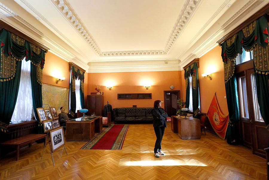 Dacha de Stalin en Sochi.