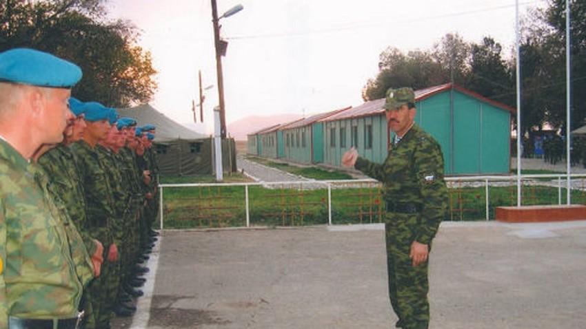 Јунус-Бек Јевкуров.