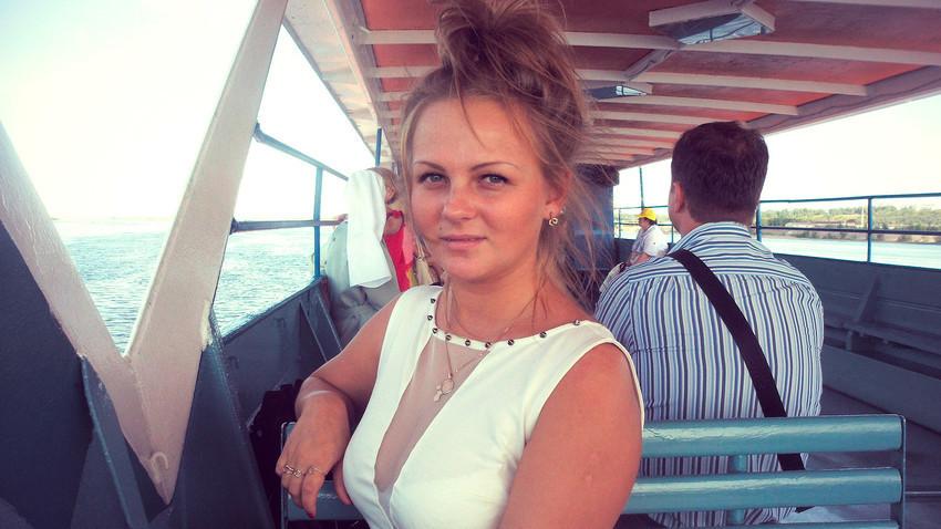 Ekaterina Spekhova.