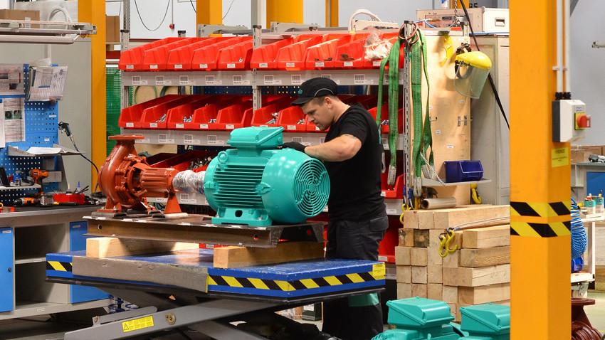 Alemanha continua a liderar os investimentos na economia do país, e nos primeiros seis meses de 2017, injetou quase US$ 2,3 bilhões na economia russa.