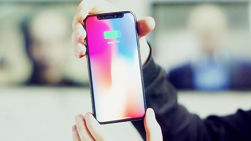 iPhone X creado por la compañía ruso-italiana Caviar.