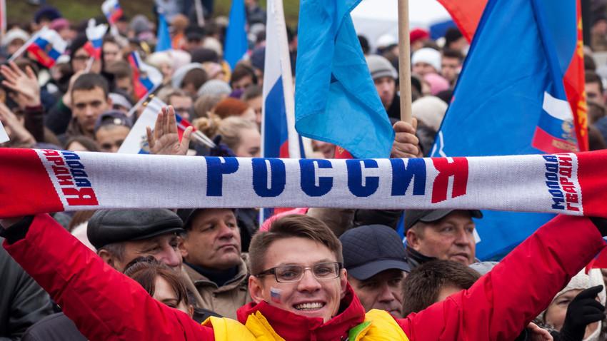 Ден на народното единство, Тамбов, 4 ноември 2017