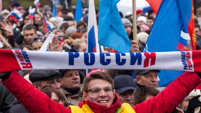 Dan narodne enotnosti, Tambov, Rusija, 4. november 2017