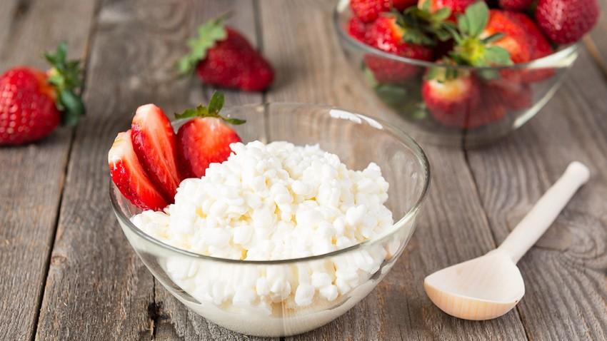 cómo hacer crema agria baja en grasa casera