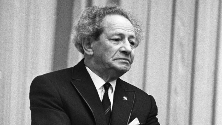 Волф Месинг (1899-1974)