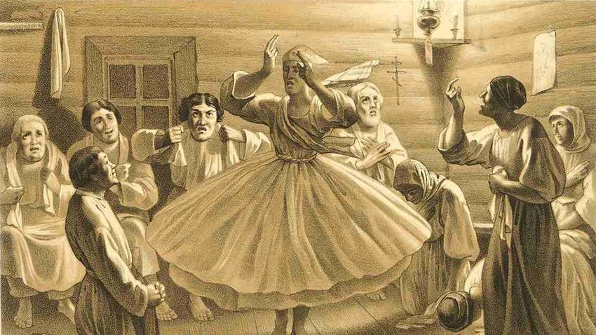 """Člani sekte sebe niso imenovali z besedo """"skopci"""", ki izhaja iz besede za kastracijo. Raje so izbrali bolj romantične in pobožne evfemizme."""
