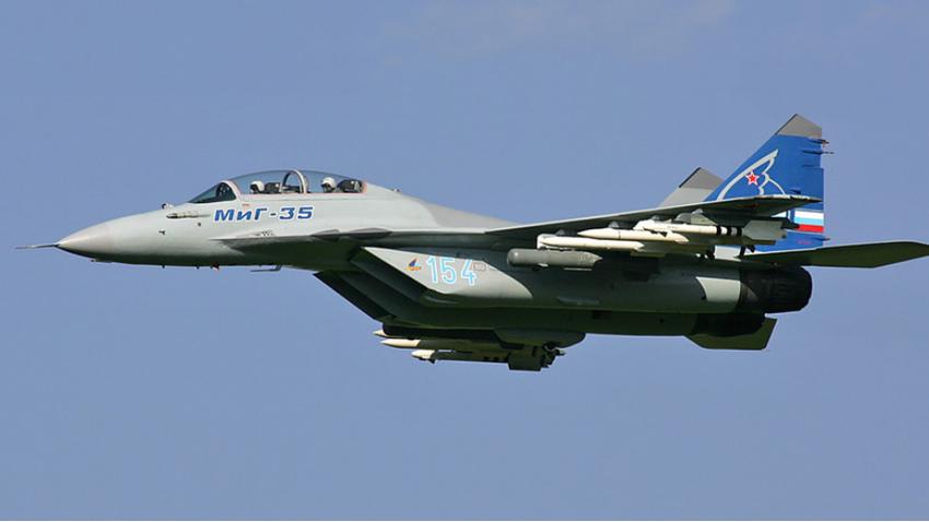 Najprej novica o MiG-35 ...