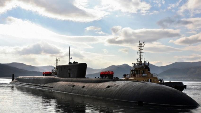 Vladimir Monomah, podmornica razreda Borej