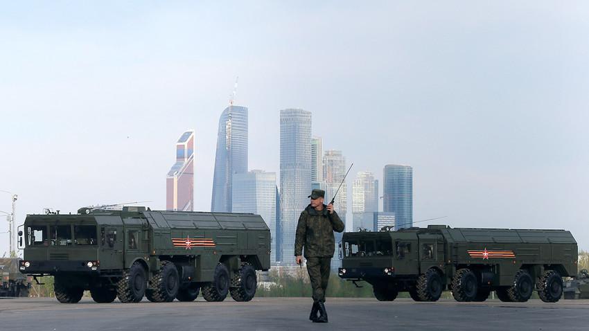 """Садашња верзија система """"Искандер-М"""" може да уништава непријатељске објекте удаљене 500 км."""