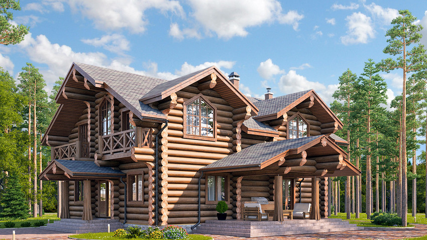 les merveilles de l izba russe russia beyond fr. Black Bedroom Furniture Sets. Home Design Ideas