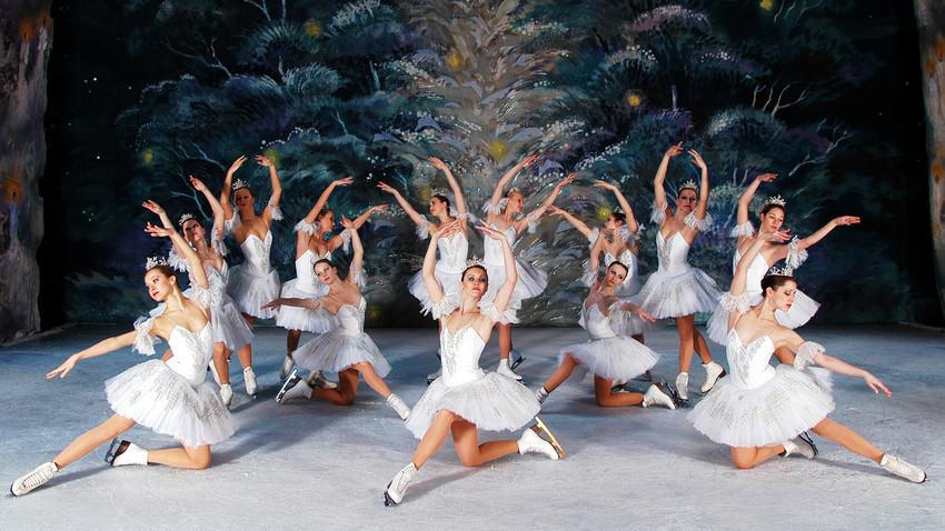 """""""Оревокршачка"""" на мраз, Руски државен балет на Санкт Петербург"""