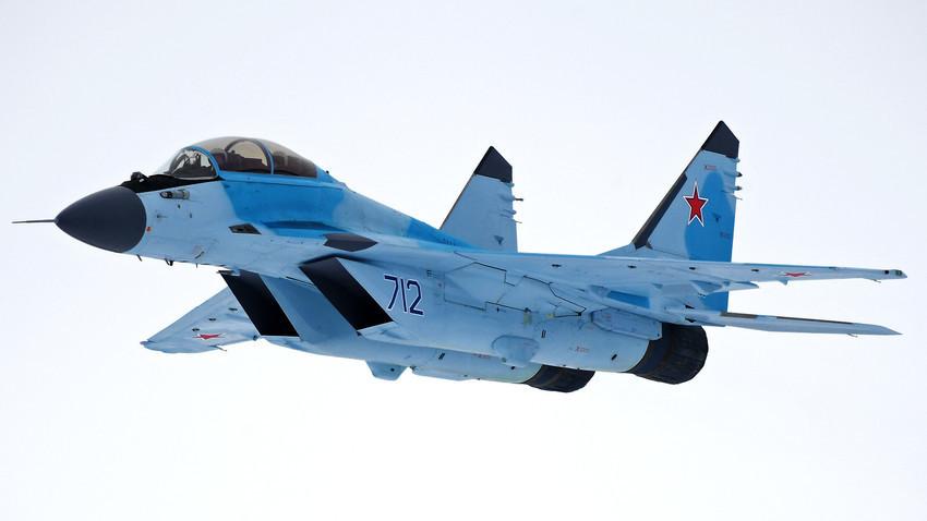 Jet tempur MiG-35.