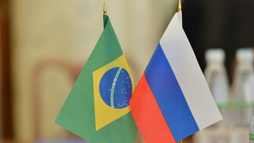 """""""Interação ativa permitirá melhorar a proteção da propriedade intelectual, invenções e marcas registradas"""", disse diretor do Serviço Federal de Propriedade Intelectual da Rússia."""