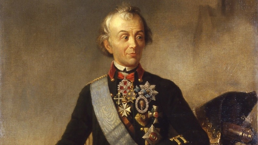 Aleksander Suvorov (1730-1800)
