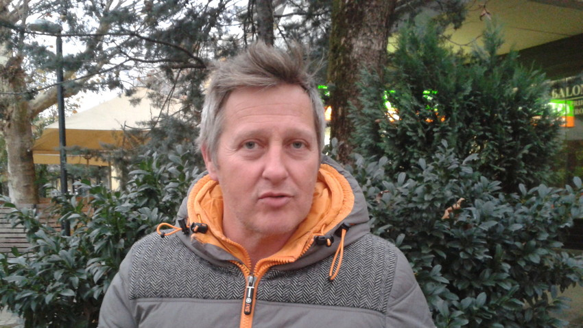 Edi Bauman, predstavnik Lobaev Arms Ljubljana Europe.