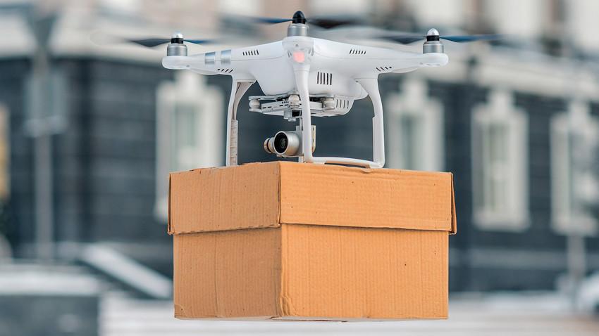 Ruska pošta planira isporučivati pošiljke težine od 50 do 300 kilograma do udaljenih područja u zemlji.
