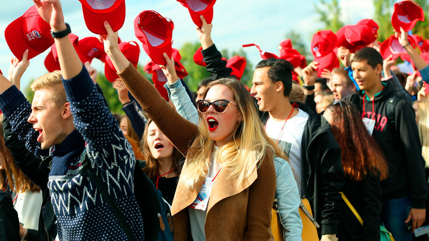Russian universities make mark on global rankings