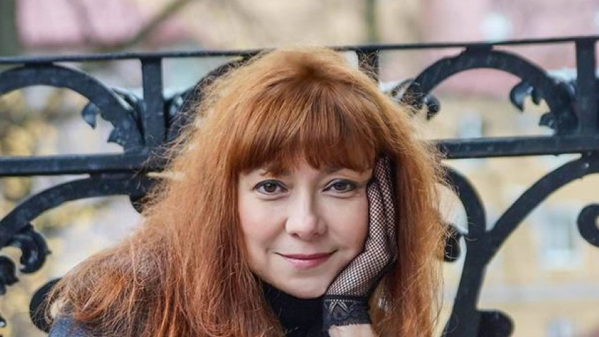 Lilija Gazizova, pesnica, prevajalka in zaslužna umetnica Republike Tatarstan