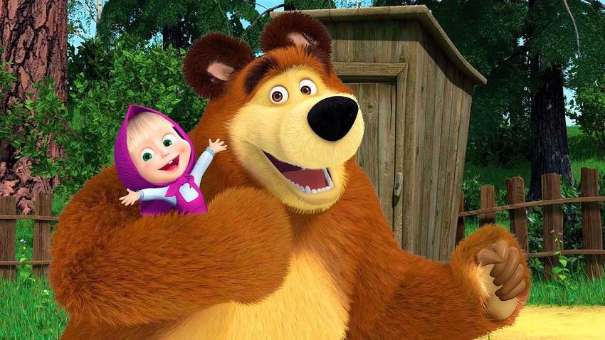 Non solo masha e orso i cartoni animati russi che faranno