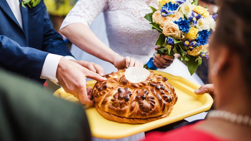 Hochzeit brot spruch salz und Hochzeitsbräuche
