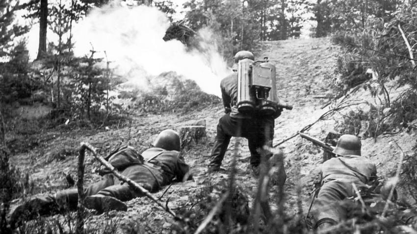 Guerra de Inverno terminou em 13 de março de 1940.