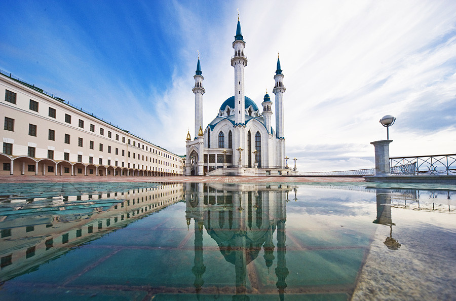 クルシャリフ・モスク