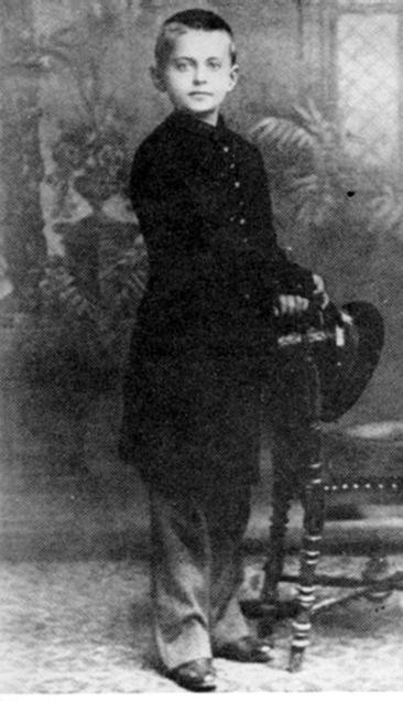 Der kleine Trotzki 1888