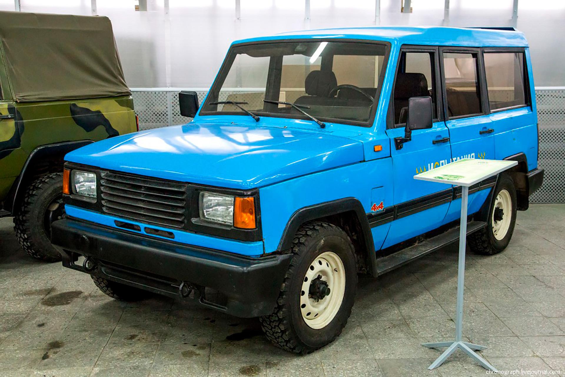 "УАЗ-3170 ""Симбир""."