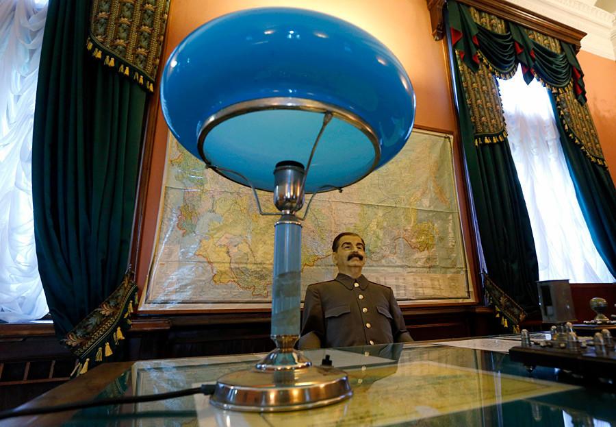 Nakon Staljinove je smrti 1953. godine oko 20 odmarališta ostalo neiskorišteno.
