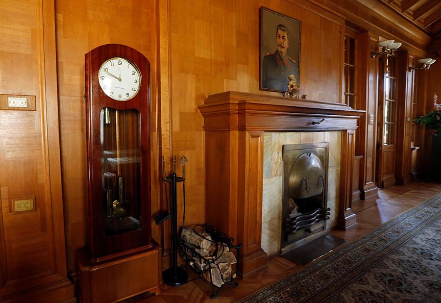 1968. godine je 12 soba - uključujući i onu koja je ranije bila rezervirana za Staljina - dočekalo prve posjetitelje.