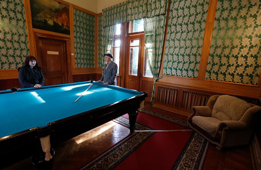 Ove se godine dio Staljine rezidencije u Sočiju renovira.